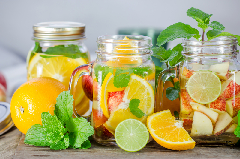 Water Alternatives – Fruit Infused Water Recipes