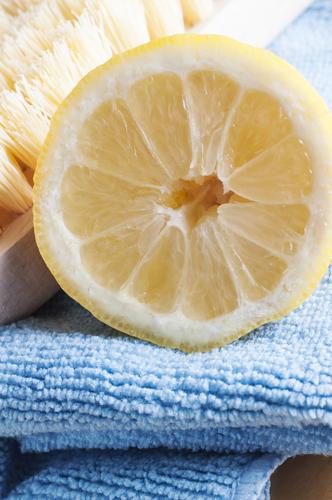 Coconut Lemon Face Scrub