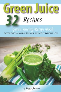 Green Juice Recipes Book - Detox Foods