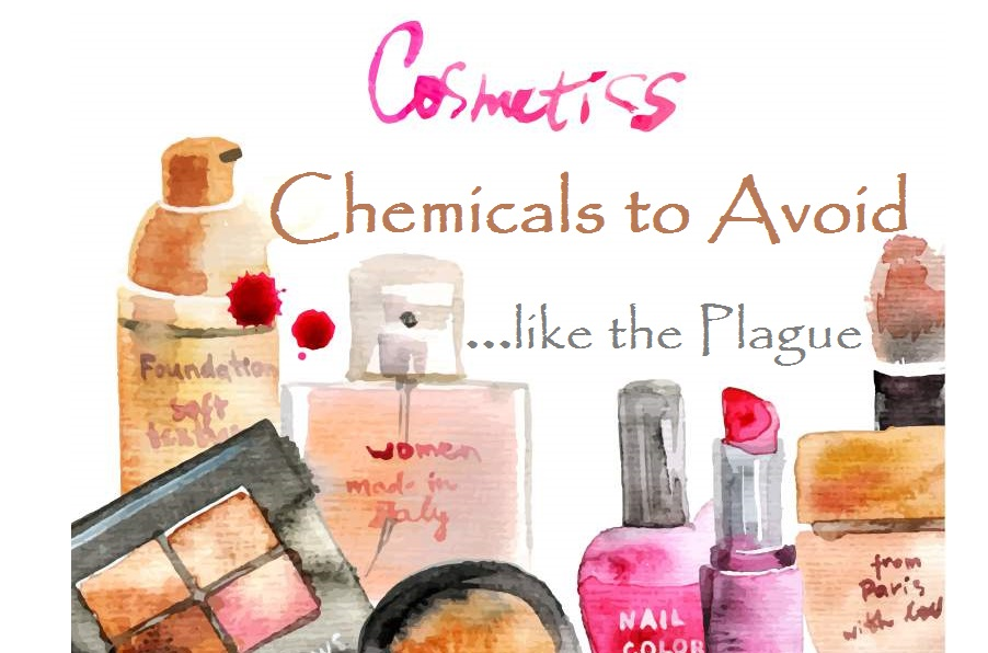 Chemicals to Avoid in Cosmetics