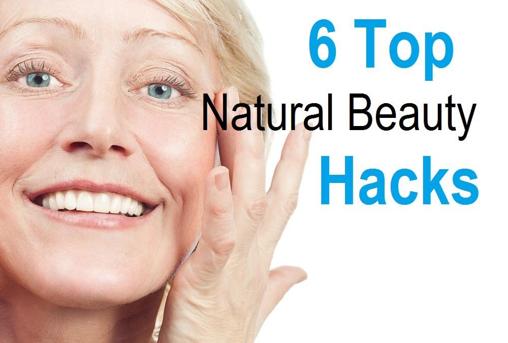 6 Natural Beauty Hacks to Save Money