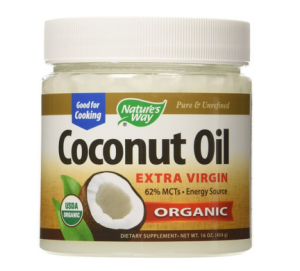 Beauty Hacks - Organic Coconut Oil