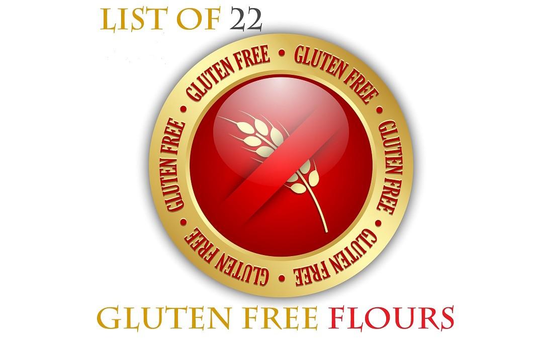 22 Gluten Free Flours